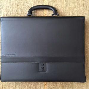 Porsche Design Other - PORSCHE DESIGN - Finest Quality Leather Briefcase