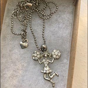 Jewelry - Cheerleader necklace