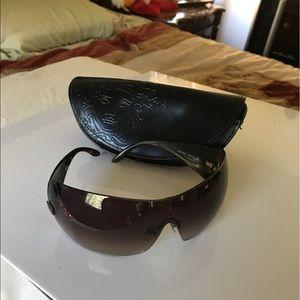 Genuine Versace Sunglasses Model 2055