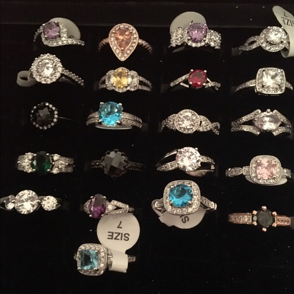 Fragrant Jewels Ring Size