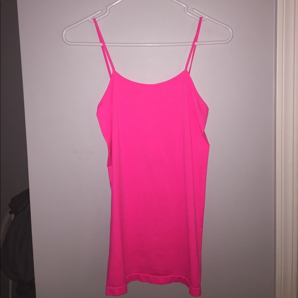 entire collection the sale of shoes sale online Tops | Neon Pink Cami | Poshmark