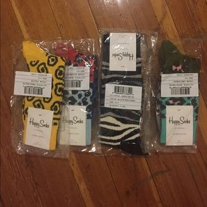 Happy Socks Accessories - Set of Four Happy Socks