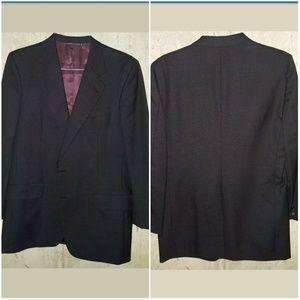Hickey Freeman Other - Men's Hickey-Freeman Gray Suit Jacket 42 regular