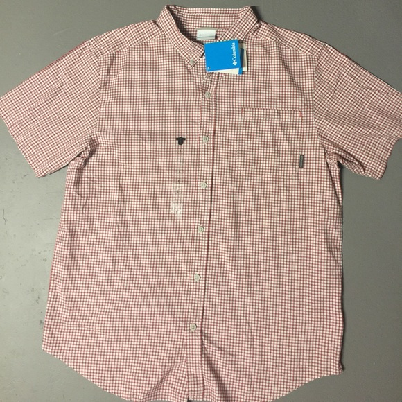 60 Off Columbia Other Nwt Men 39 S Columbia Short Sleeve