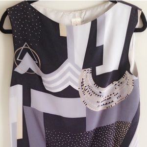 Lauren Moffatt Mosaic Dress 6