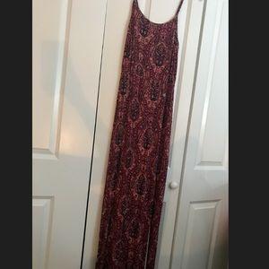 Dresses & Skirts - Pattern long dress