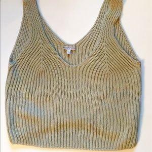 Emporio Armani Tops - ✨🌺Vtg Emporio Armani Ultimate  Knit Tank🌺✨