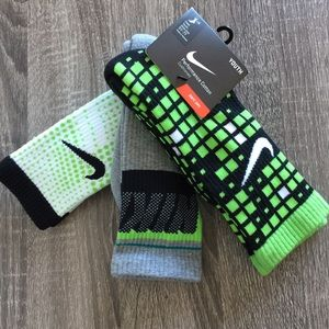 Nike Other - 🎈3 pairs Nike Dri-Fit Socks (Youth)