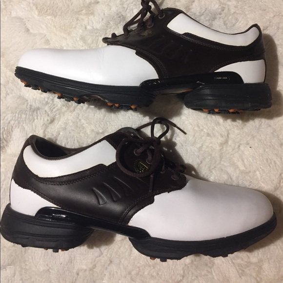 Walter Hagen Leather Golf Shoes