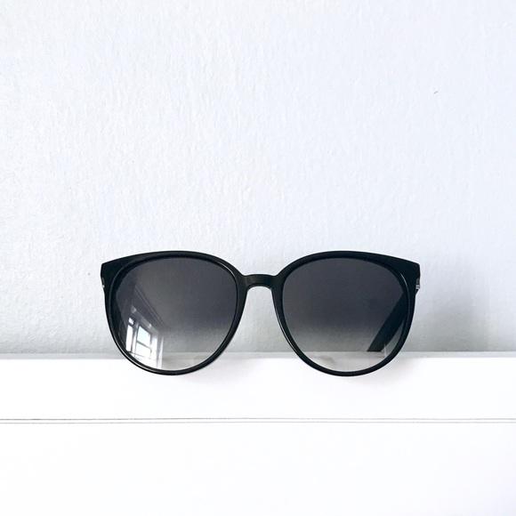 27e35b8c148d CELINE Black Thin Mary CL 41058 S Sunglasses