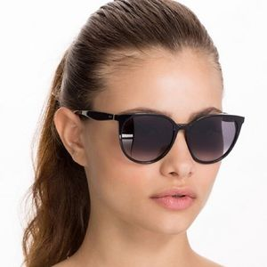 e57e929294 Celine Accessories - CELINE Black Thin Mary CL 41058 S Sunglasses