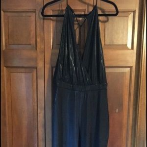 Bebe super sexy and flattering jumpsuit