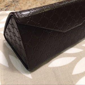 Brand new foldable Gucci sunglasses case
