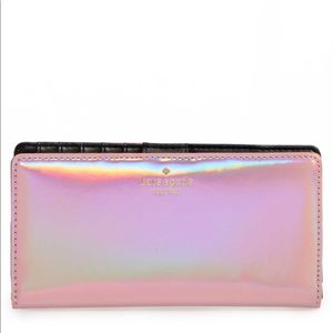 NWT Kate Spade Rainer Lane Stacy Wallet