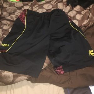 And1 Other - Basketball shorts