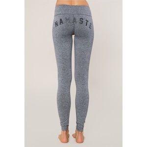 Spiritual Gangster Pants - 🙏🏼 YOGIS 🙏🏼 Spiritual Gangster Yoga Leggings