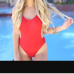 Other - SUNNY CO New One Piece swimsuit