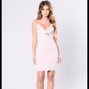Fashion Nova Dresses & Skirts - Fitted mini dress