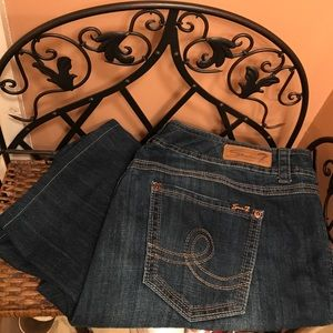 7 For All Mankind Denim - 🚚MOVING SALE💨 7 for all mankind jeans luxe size