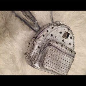 MCM Handbags - MCM Extra Mini Stark Backpack