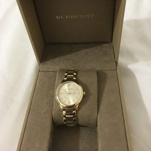 Burberry Accessories - 💯Authentic Burberry watch