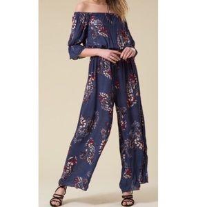 Pants - Fabulous floral jumpsuit