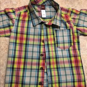 Tea Collection Other - Tea Collection short sleeve button down