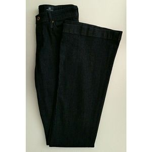 Ag Adriano Goldschmied Denim - AG The Janis High-Rise Flare Jeans - Sz 28R - NWT