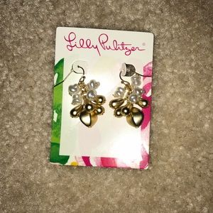 NWT Lilly Pulitzer Earings