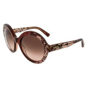 Valentino Garavani Accessories - Valentino Women's Cherry Floral Rounded Sunglasses