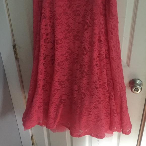 56 off lane bryant dresses skirts lane bryant lace for Lane bryant wedding dress