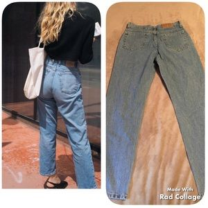 Riders by Lee Vintage mom jeans size 8P