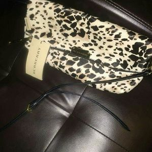 191 Unlimited Handbags - Burberry animal print
