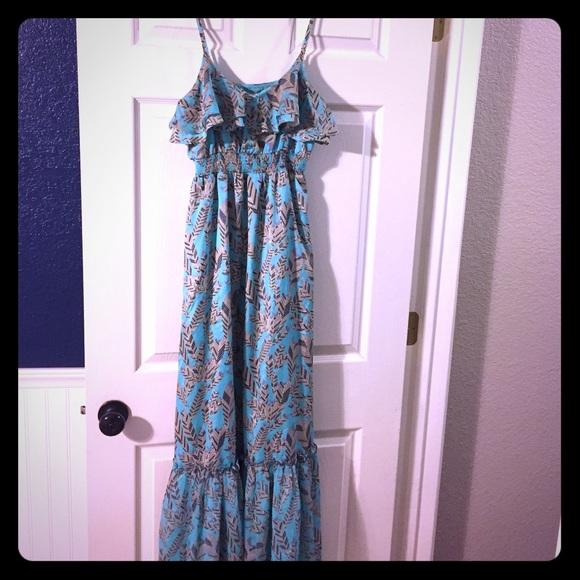 d9fd39351a8 Dillards MM Couture maxi dress XS