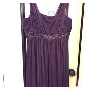 Jessica Howard Dresses & Skirts - Jessica Howard Purple Evening Dress
