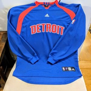 adidas Other - Official Pistons jersey