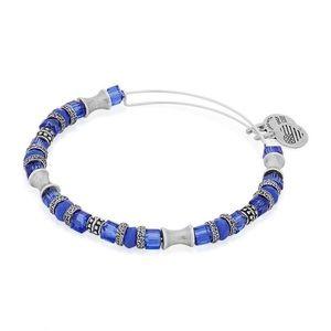 Alex And Ani Jewelry - Alex & Ani Deep Sea Blue