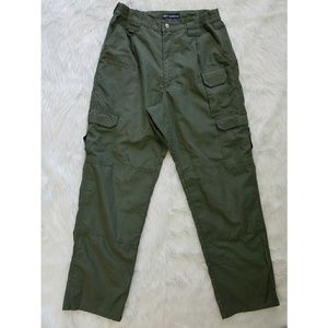 5.11 Tactical Other - 5.11 Tactical Series Green Cargo Pants 30/32