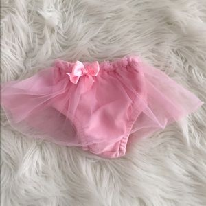 Other - Pink baby diaper cover Tutu