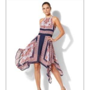 Flirty dress sure to turn heads!