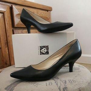 Anne Klein Shoes - Anne Klein iFlex Black Heel