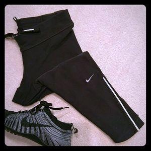 Nike Pants - Nike dri-fit running