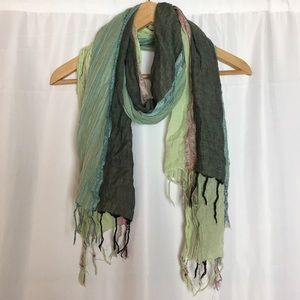 Calypso St. Barth Accessories - Calypso St Barth Boho Scarf