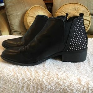 G by Guess Shoes - G by Guess ankle stud booties