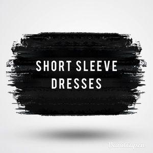 Dresses & Skirts - Short Sleeve Dresses