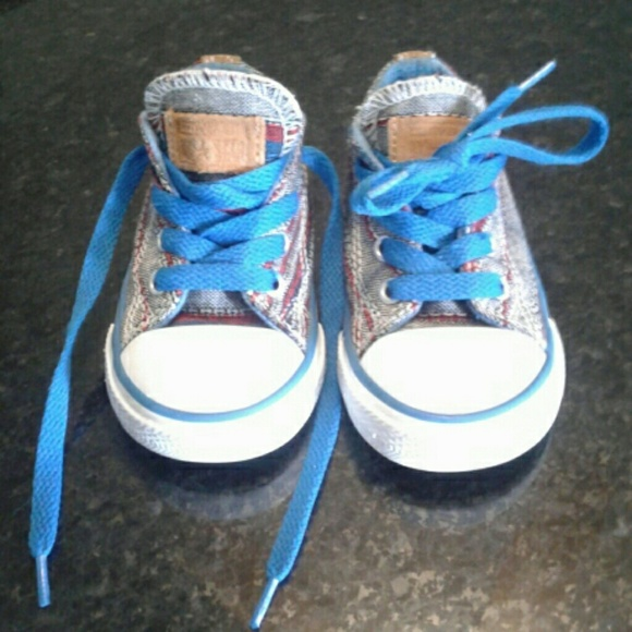 Converse - Converse size 5c toddler shoes like new from ...