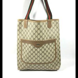 Gucci Handbags - Authentic Vintage Gucci Tote Bag