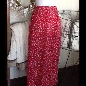 Christopher & Banks Dresses & Skirts - 🎀 Christopher & Banks long floral skirt