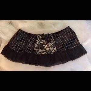 Dollhouse Other - Dollhouse thongs/skirt