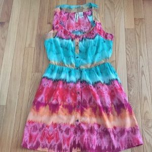 Mimi Chica Dresses & Skirts - Colorful sundress